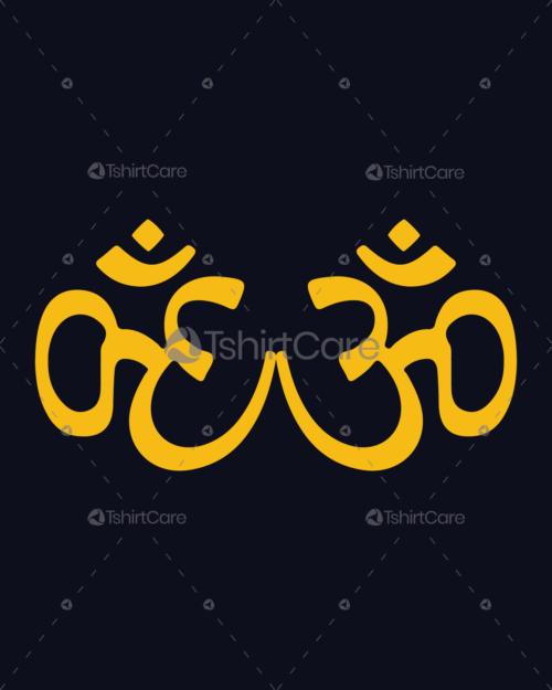 Lord Ganesha T Shirt Design