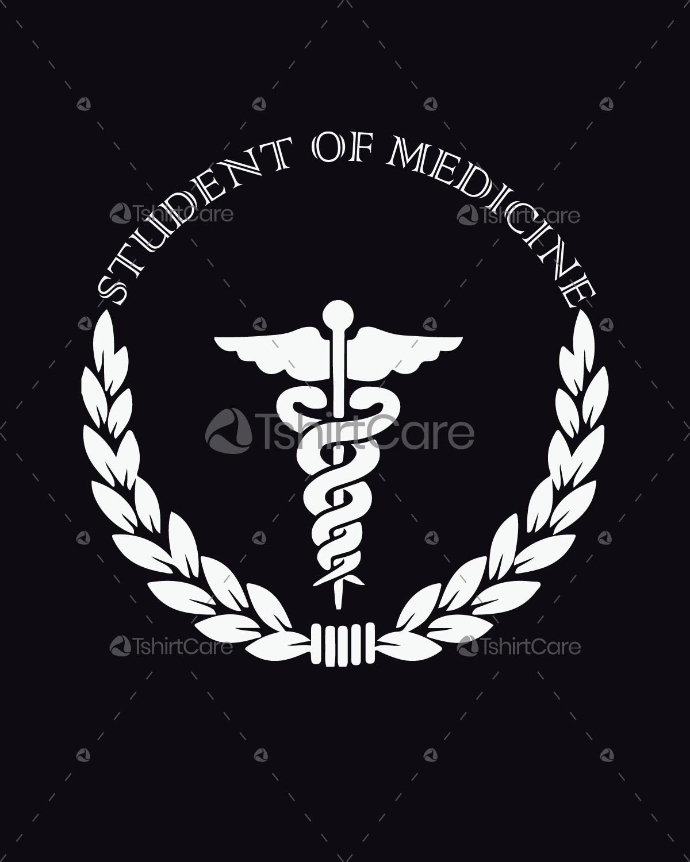 Medicine Medical Club Student Nurse Doctor Premium T Shirts