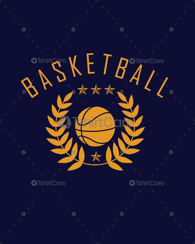 Cool Basketball T-Shirt Design Sports T shirt design for Basketball ...