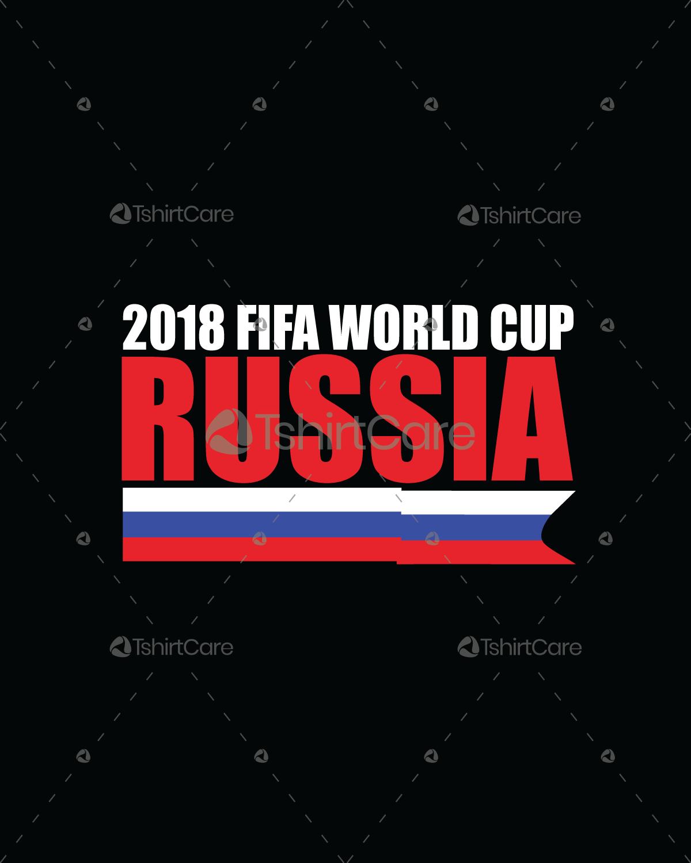 7408819f4 Russian Flag Fifa World Cup 2018 T shirt Design Classic football shirts Men  & Women T-Shirt Design - TshirtCare