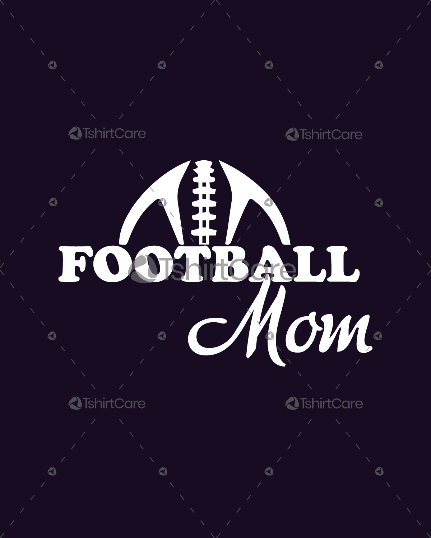 dd07eea7d2c American football mom T shirt Design Custom Football Mom Shirts, Hoodies,  Tank Tops - TshirtCare