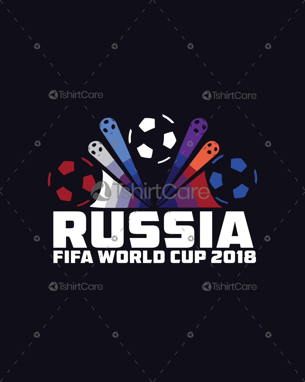 World Cup 2018 Jersey Design