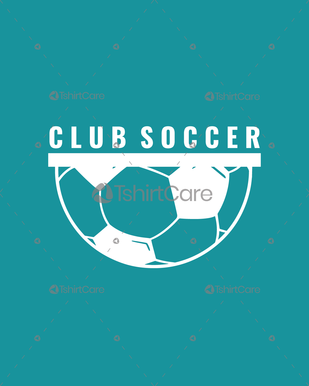 Club Soccer T Shirt Design Team Soccer Shirt Apparel Design For