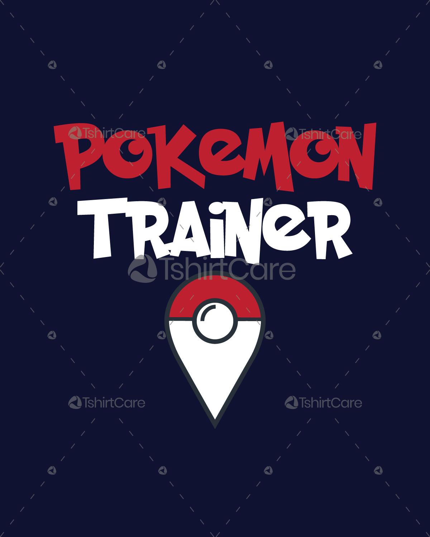 358514d9 Pokemon go trainer T Shirt Design Game Lover Tee Shirt for Men's, Women's &  Kids - TshirtCare